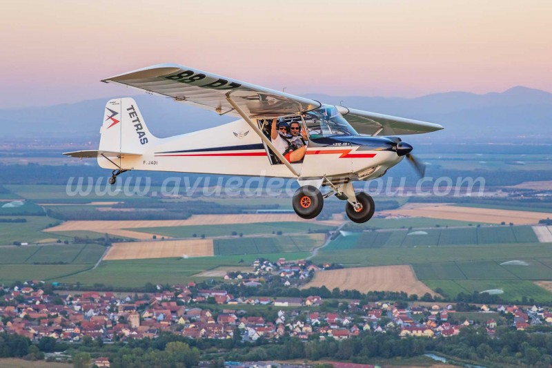 Tetras CS - Humbert Aviation