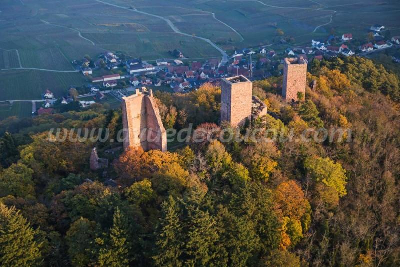 Trois-Châteaux d'Eguisheim