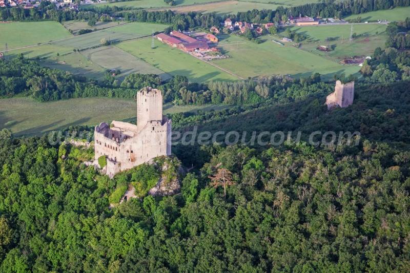 Château de l'Ortenbourg et du Ramstein