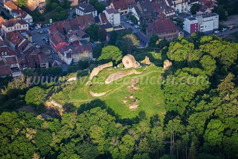 Château de l'Engelbourg, l'Œil de la Sorcière