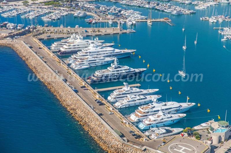 Port Vauban d'Antibes