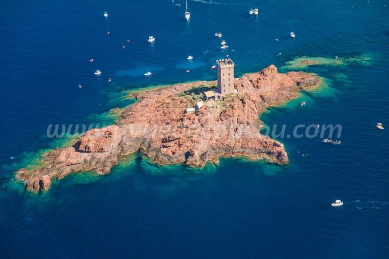 L'Ile d'Or, Cap Dramont