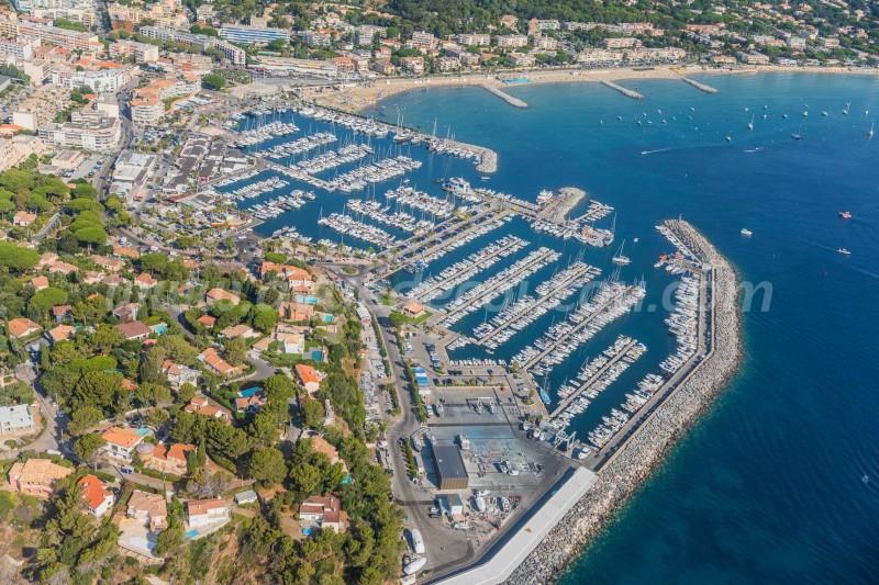 Port de Cavalaire-sur-Mer