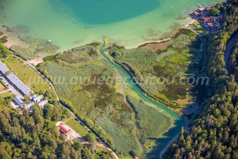 Port Titi, Lac de Saint-Point