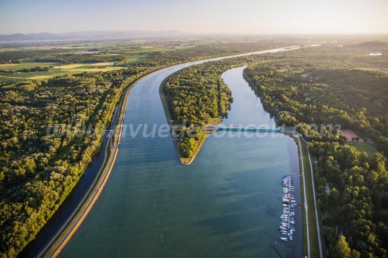 Rhin et Grand Canal d'Alsace