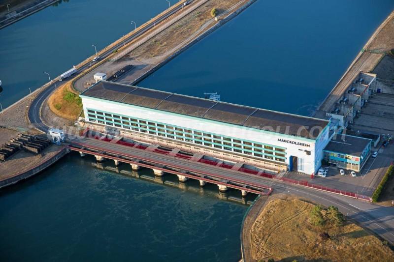 Centrale hydroélectrique de Marckolsheim