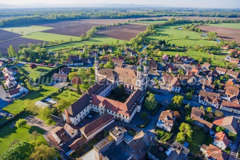 Abbaye D'Ebersmunster