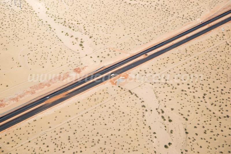 Route au Nevada