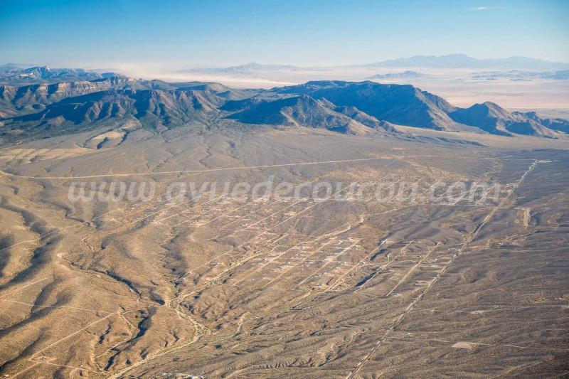 Désert du Nevada