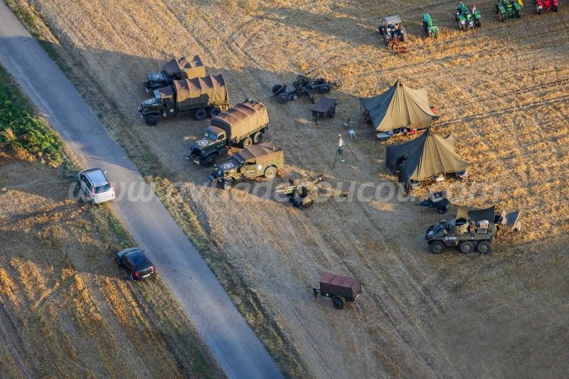 Fête des vieux tracteurs Galfingue