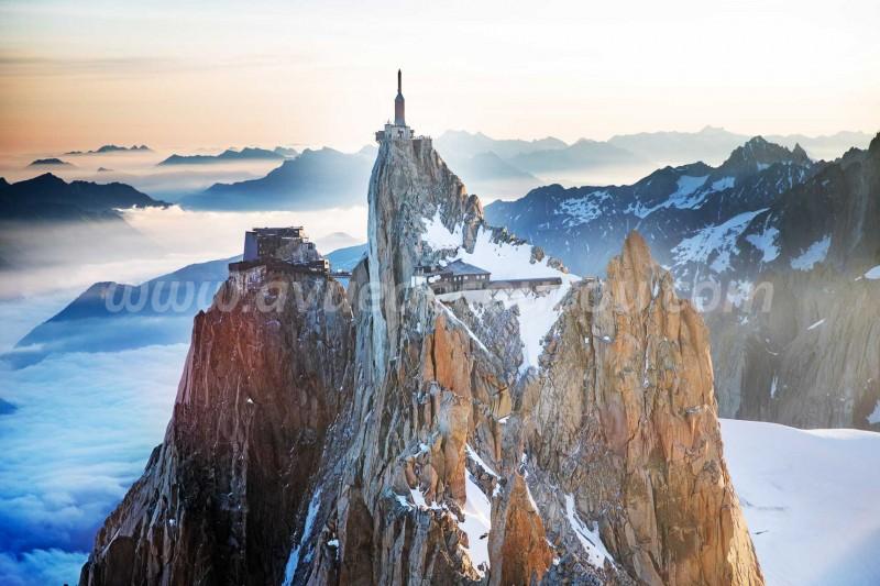Aiguille du Midi, Massif du Mont-Blanc