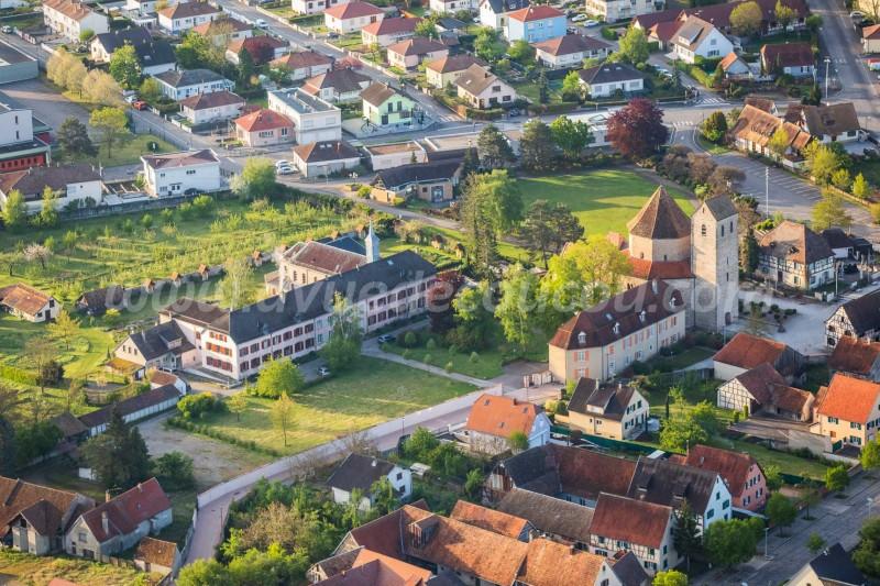 Abbatiale Saints Pierre et Paul - Ottmarsheim
