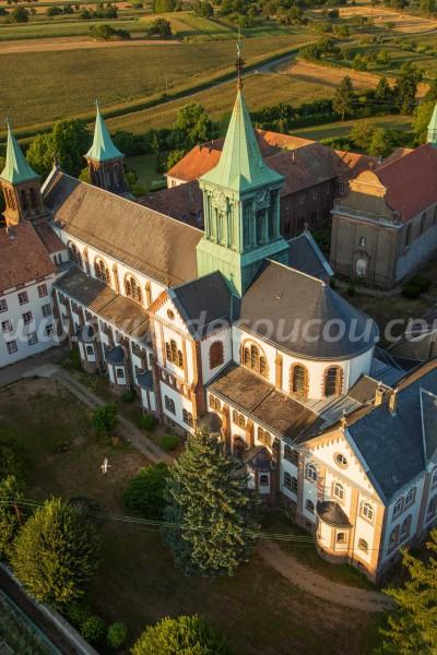 Abbaye Notre-Dame d'Oelenberg
