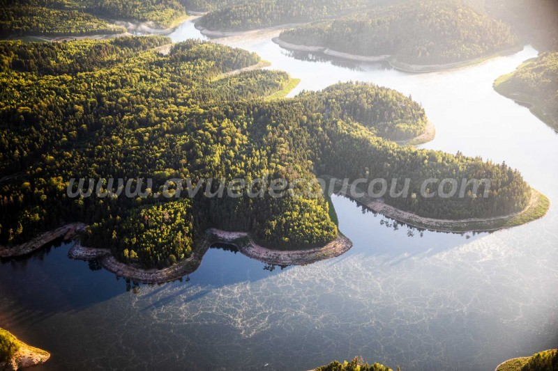 Lac de Pierre-Percée